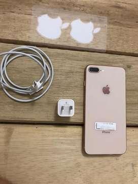 Iphone 8 plus de 64gb gold