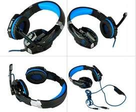 Audifonos Diadema Gamer G9000