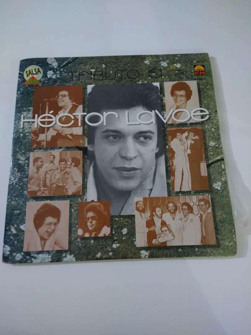 Vinilo Lp Héctor Lavoe, le falta el disco 2