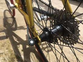 Biciceta semi carrera