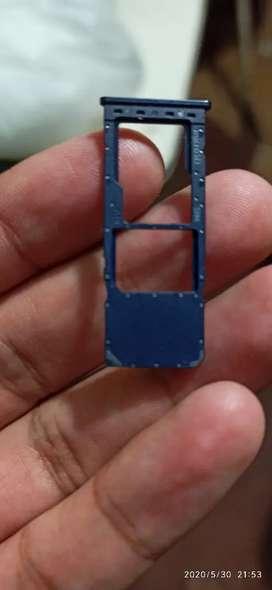 Bandeja de chip A10 y s7edge