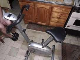 Bicicleta de ejercicio nuevita