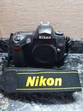 Nikon d70 Impecable