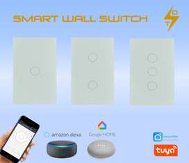 Smart Switch / Luces Inteligentes 1 2 y 3 interruptores SIN INSTALACIÓN (DOMOTICA)