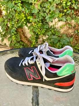 Zapatillas New Balance. Mujer. Estado excelente