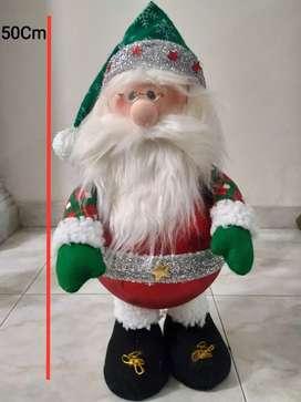 Muñeco de navidad Botero 50 Cm