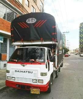Camioneta Diesel DAIHATSU DELTA