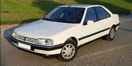 Vendo o permuto Peugeot 405
