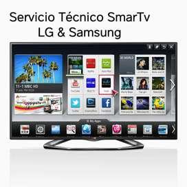 Reparacion De Televisores LED Smart Tv 3d 4k LG Y Samsung
