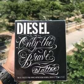 Diesel Tattoo