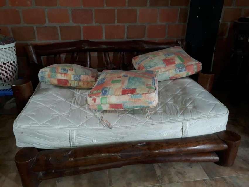 Vendo Sofa Cama Rustico 0