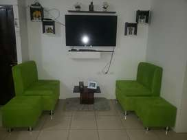 Hermoso mueble color verde