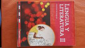 Lengua y literaruta II - Ed. Santillana en línea