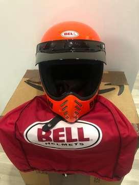 Casco.Bell Moto III, Nuevo Talla Sm,