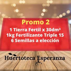 Combo Huerta