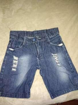 vdo. Bermuda jeans