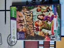 Juego Kinect aventures Original Xbox-360 Cambio por otro artículo