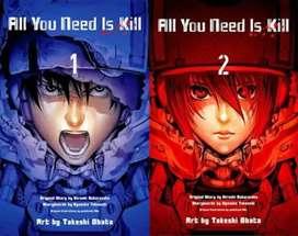 All You Need is Kill (Manga importado)