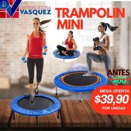Mini Trampolin Fitness Adultos,niños,saltarin,cama Elastica
