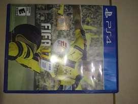 Vendo juego de PS4 fifa 17