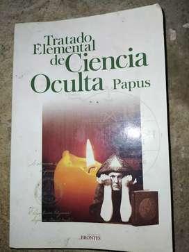 Libro tratado elemental de ciencia oculta papus