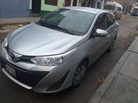 Vendo Toyota Yaris 2019