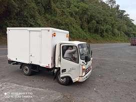 Vendo camioncito JAC 2.5