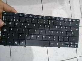 Teclado notebook Acer Aspire One