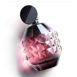 Perfume SWEET BLACK Original Cyzone Garantizado