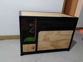 Mueble arenero madera USADO