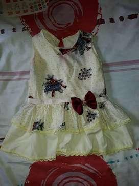 Vendo hermoso vestido