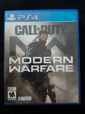 Call of dutty modern warfare