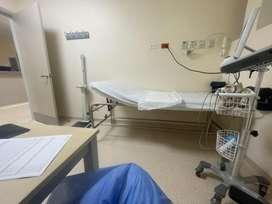 Licenciada en enfermería