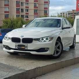 BMW 320i Turbo 2013