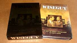 Serie Wiseguy Primera Temporada 1° parte en 4 DVDs