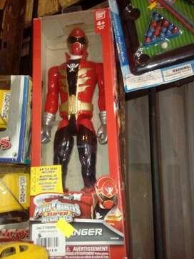 Power Rangers Gramde
