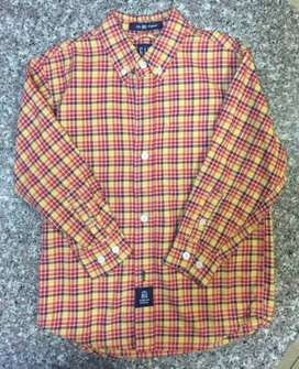 Camisa Gap (Talla 4 a 5 años)