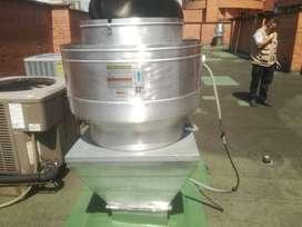 Hongo Extractor 2HP 22 pulgadas