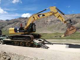 Se vende excavadora marca Cat modelo 329 DL