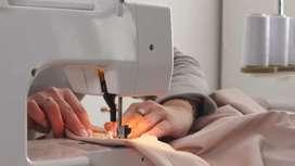 Se necesita persona que sepa coser