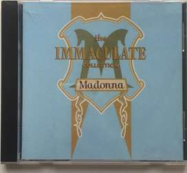 Madonna Inmaculate Collection Cd