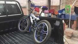 Vendo bicicletas BMX semi nuevas