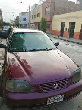 Honda partner station wagon
