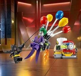 Batman Guason Kabuki Laboratorio Bat Hero Lego Figura
