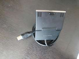 cámara de televisor