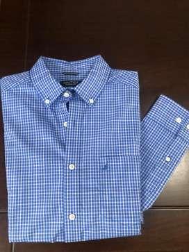 Producto nuevo, Camisa Nautica manga larga