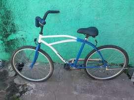 Vendo bicicleta playera sin rodar