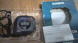 cronometro casio modelo HS-3