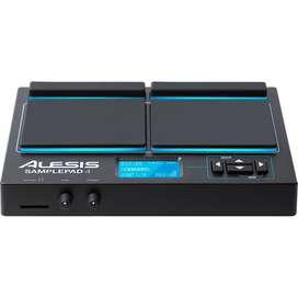 Bateria Alesis SAMPLEPAD 4 Electronica