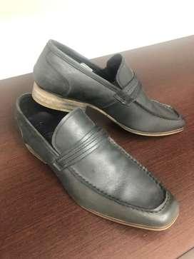 Una sola puesta, zapatos Bruno Cassini